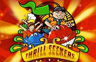 Thrill Seekers играть в клубе Вулкан