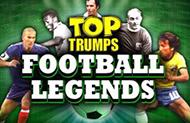 Top Trumps Football Legends играть в клубе Вулкан