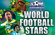 Top Trumps World Football Stars играть в клубе Вулкан