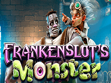 Frankenslot's Monster - слоты Вулкан
