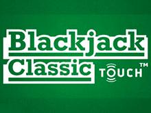 Игровой слот Классический БлэкДжек в зале клуба Вулкан