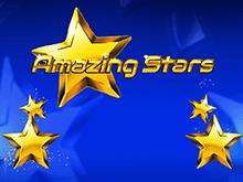 Играйте в автомат Удивительные Звезды