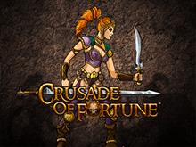 Онлайн-слот с фэнтезийным сюжетом Crusade Of Fortune