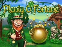Онлайн-слот для лоу-роллеров Plenty O'Fortune