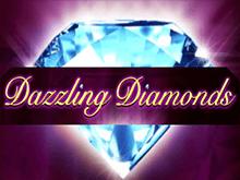 Игровой автомат Dazzling Diamonds от Novomatic приглашает в мир ослепительных бриллиантов